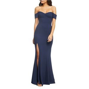 Dress the Population Logan Gown Small NWT $264